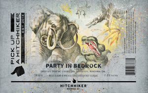 Party in Bedrock- Smoothie Sour - 4-Pack